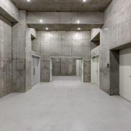 大分市 朝来野工務店 公共施設施工事例 のつはる天空広場倉庫