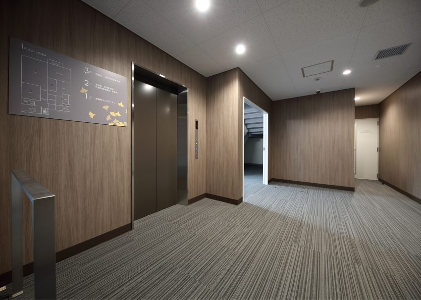 熊本整形外科病院(管理棟)新築工事